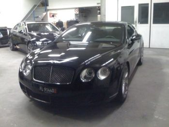 Bentley Continental Speed - Carrosserie Froio AG