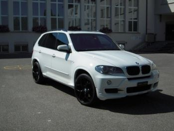 BMW X5 - Carrosserie Froio AG